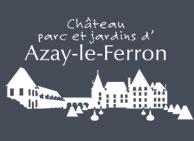 Château Parc et jardins - Azay-le-Ferron